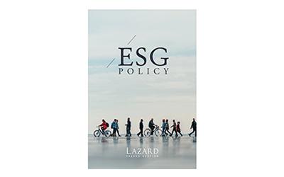 ESG Policy